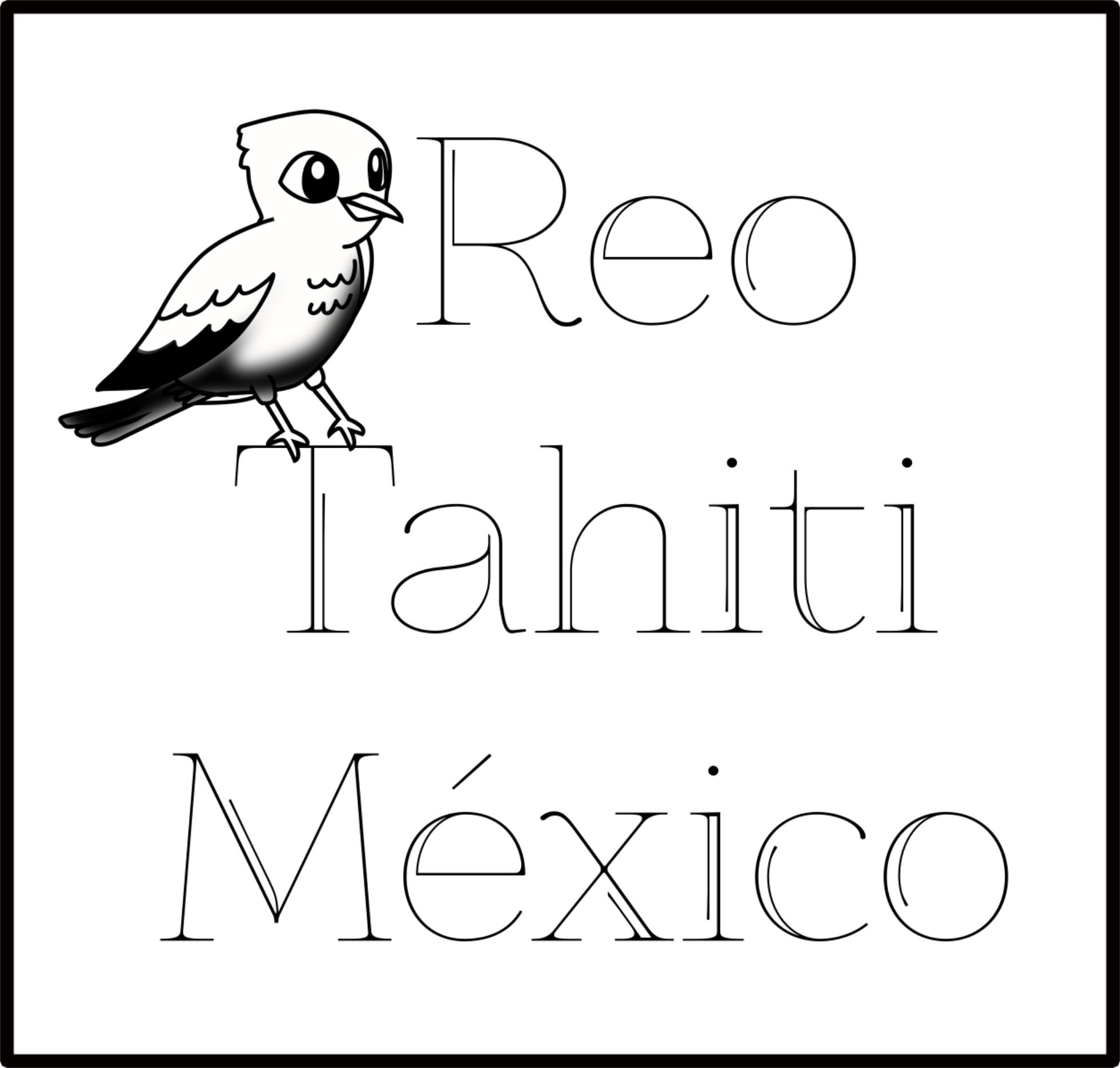 Reo Tahiti México